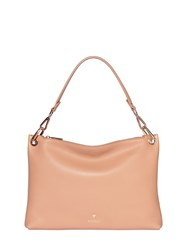 Modalu Lottie Flat Shoulder Bag Dusty Pink