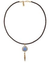 Vanessa Mooney Rhythm And Blues Choker Brown