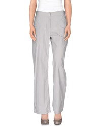 Calvin Klein Jeans Trousers Casual Trousers Women Light Grey