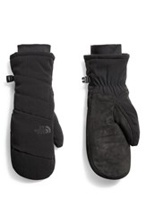 The North Face Pseudio Water Resistant Heatseeker Tm Insulated Mittens Tnf Black