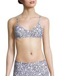 Cover Pavement Swim Bra Top Pavimento