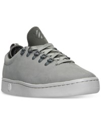 K Swiss Men's The Classic 88 Sport Casual Sneakers From Finish Line Paloma Charcoal Gray