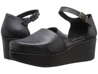 Cordani Cambria Black Leather Women's Shoes