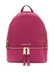 Michael Michael Kors Logo Plaque Backpack 60