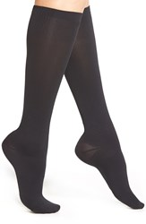 Pretty Polly 'On The Go' Compression Trouser Socks Black