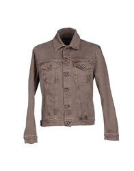 Jacob Cohen Jacob Coh N Denim Denim Outerwear Men Khaki