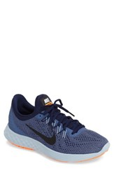 Nike Men's Lunar Skyelux Running Shoe Blue Moon Black Blue