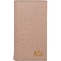 Gucci Pink Gg Marmont Wallet Iphone 8 Case