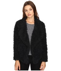Billabong Do It Fur Love Coat Black Women's Coat
