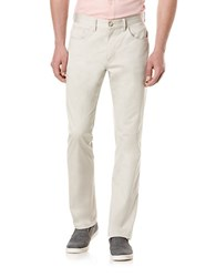Perry Ellis Slim Fit Pants Stone