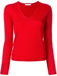 Cruciani Long Sleeve Fitted Sweater 60