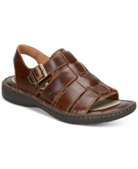 Born Born Men's Joshua Cymbal Sandals Men's Shoes Tan