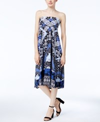 Inc International Concepts Convertible Maxi Skirt Only At Macy's Lacey Clovers