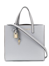 Marc Jacobs The Grind Mini Tote Bag Grey