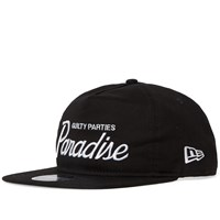 Wacko Maria X New Era Baseball Cap Black