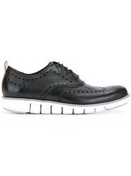 Cole Haan Zerogrand Oxford Shoes Black