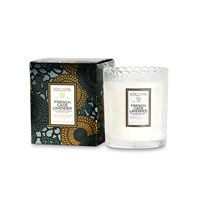 Voluspa Japonica Limited Edition Scalloped Candle French Cade And Lavender
