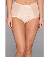 Dkny Intimates Underslimmers Signature Lace Brief Panty Skinny Dip Women's Underwear Blue