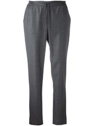 A.P.C. 'Lad' Trousers Grey