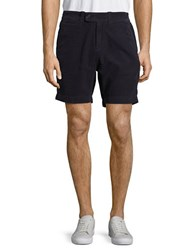 Brooks Brothers Corduroy Shorts Navy