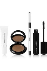 Marc Jacobs Beauty O Mega Eyes 4 Piece Beauty Bestsellers Collection Colorless