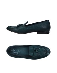Alexander Hotto Loafers Deep Jade