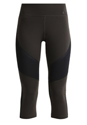 Nike Performance Tights Sequoia Black Dark Green