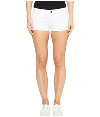 Vans Destroy Mini Ii White Women's Shorts