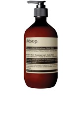 Aesop Resurrection Aromatique Hand Balm Brown