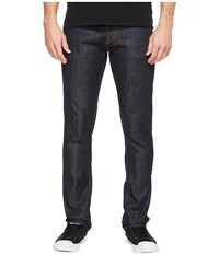 Jean Shop Jim Skinny In Raw Selvedge Raw Selvedge Men's Jeans Black