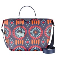 Radley Summer Tribes Grab Bag Navy