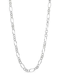 Ippolita Sterling Silver Glamazon Long Oval Link Necklace 37