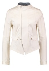 G Star Gstar Noa Slim Blazer Summer Jacket Offwhite Off White