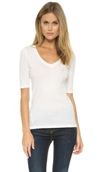 Rag And Bone Layering Tee White