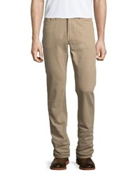 Dl Russell Slim Straight Jeans Beige