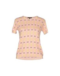 Tara Jarmon Sweaters Light Pink