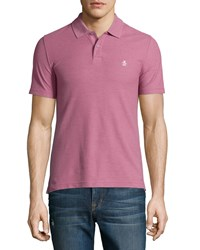 Penguin The Pop Slim Fit Polo Shirt Grape Nectar