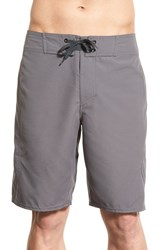 Men's Under Armour 'Mania Ua Storm' Water Repellent Board Shorts Granite Anthracite