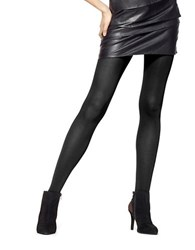 Hue Control Top Tights Black