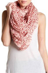 Liebeskind Spotted Scarf Pink