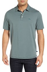 Tommy Bahama Men's Big And Tall Tropicool Spectator Polo Balsam Green