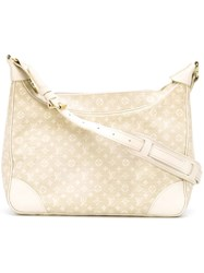Louis Vuitton Vintage Monogram Shoulder Bag White