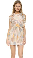 Alice Mccall Waiting For The Sun Dress Desert Floral
