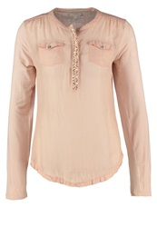 Cream Mindy Long Sleeved Top Winter Rose