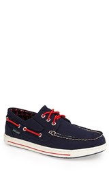 Men's Eastland 'Adventure Mlb' Slip On Red Sox Navy