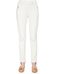 Loro Piana Riding Pants Ivory