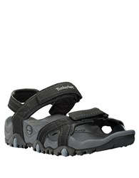 Timberland Granite Trail Way Sandals Black