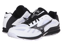 Mizuno Players Trainer White Black Men's Shoes