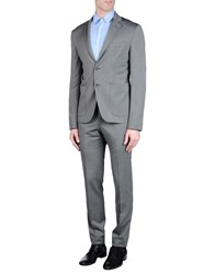 Mario Matteo Suits Grey