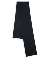 Bickley Mitchell Ribbed Scarf Black